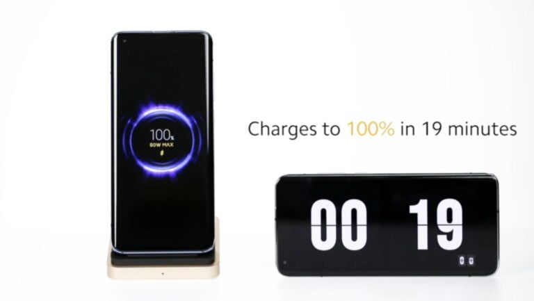 Xiaomi 80W wireless charging 1